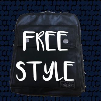 PORTER人気のフリースタイルのショルダーバッグがコンパクトで使いやすくおすすめ!【ポーター愛用品レビュー707-07146】