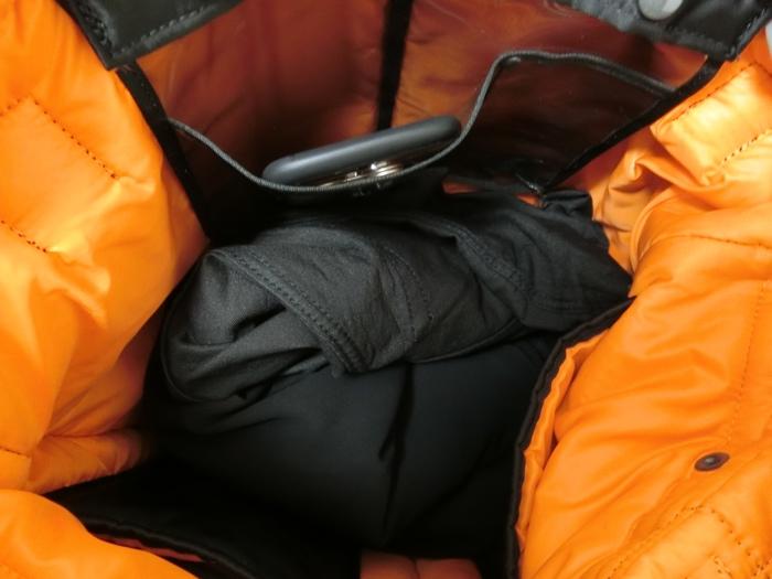 ポータータンカーヘルメットバッグ
