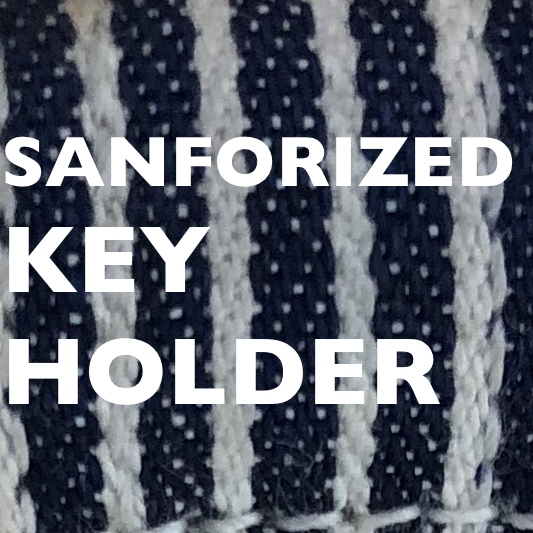 PORTERサンフォライズドのキーホルダーはプチプラで使いやすい!【ポーター愛用品レビュー729-09095】